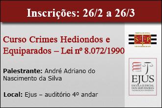 """""""Crimes Hediondos"""""""
