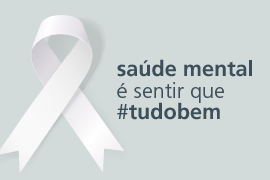 Banner da Campanha Janeiro Branco