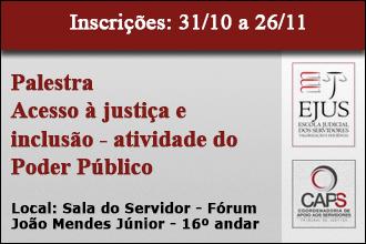 Acesso à Justiça e Inclusão
