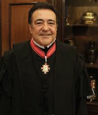 Foto do Presidente da Seção de Direito Criminal - Desembargador Renato de Salles Abreu Filho