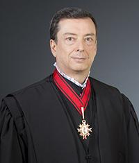 Foto do Presidente da Seção de Direito Criminal – Desembargador Fernando Antonio Torres Garcia