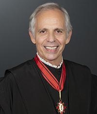 Foto do Presidente da Seção de Direito Criminal – Desembargador Guilherme Gonçalves Strenger