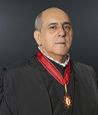 Foto do Presidente da Seção de Direito Privado - Desembargador Dimas Rubens Fonseca