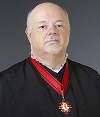 Foto do Presidente da Seção de Direito Público -  Desembargador Getúlio Evaristo dos Santos Neto