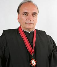 Foto do Presidente do Tribunal de Justiça Desembargador Paulo Dimas de Bellis Mascaretti