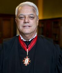 Foto do Vice Presidente do Tribunal de Justiça Desembargador Ademir de Carvalho Benedito