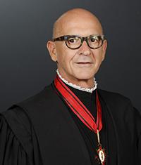 Foto do Vice Presidente do Tribunal de Justiça Desembargador Artur Marques da Silva Filho