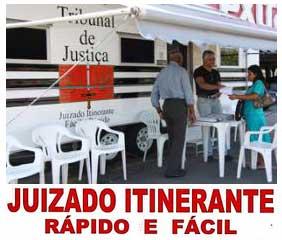 Imagem do Juizado Itinerante