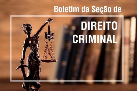 Boletim da Seção de Direito Criminal