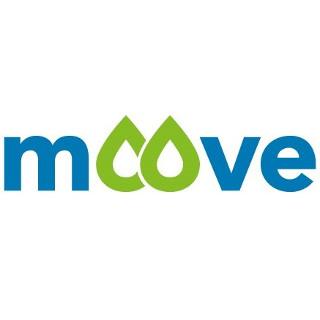 Logo da empresa Moove