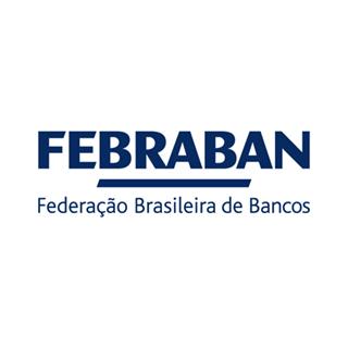 Logo Febraban Federação Brasileira de Bancos