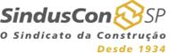 Logo Sinduscon Sindicato da Construção