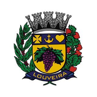 Logo do Município de Louveira