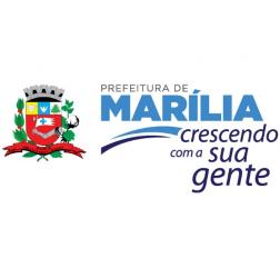 Logo do Município de Marília