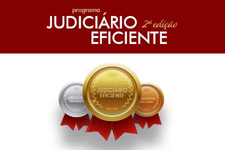 Selos Judiciário Eficiente