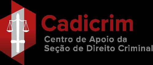 Apresentação CADICRIM